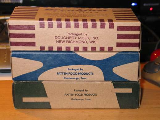 Are These Ration Boxes Legit Real Or What U S Militaria Forum