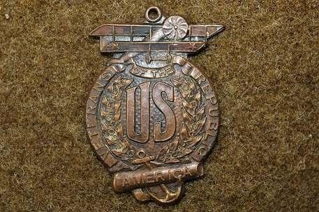 WWI Medal Adcraft Mfg