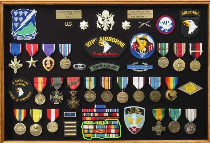 dick winters medal of honor